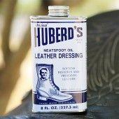 Huberd's Neatsfoot Oil Leather Dressing 8 oz.