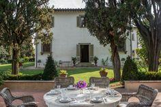 If I ever make it back to Tuscany...Villa Dianella B!