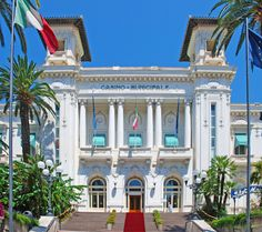 San Remo Liguria Italy Imperia