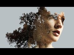 Photoshop Tutorial: Double Exposure Effect in Photoshop | @Howard Pinsky on You Tube
