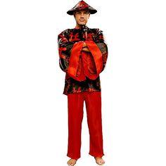 Disfraz de Chino #disfraces #carnaval