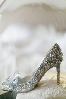 93e1d0d7561 Jimmy Choo Cinderella Edition | Designer wedding shoes in 2019 ...