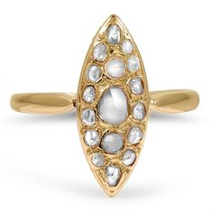 The Arrow Ring from Brilliant Earth