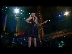 Kristin Chenoweth - The Girl in 14G- shows off several styles of singing: opera, vocal jazz/scat, and broadway
