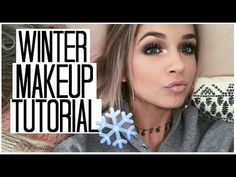 Holiday Makeup Tutorial | 2017 - YouTube