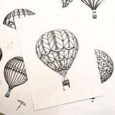 Beautiful pen artwork by Sarahlokke