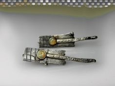 Vesna Kolobaric by VESNAjewelryART - sterling handmade earrings with opal