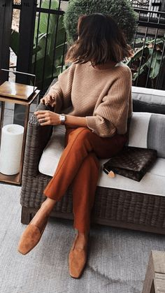 New Ideas Fall Brunch Outfit Casual Chic Look Fashion, New Fashion, Trendy Fashion, Womens Fashion, Fashion Trends, Fashion Outfits, Fashion Clothes, Fall Fashion, Fashion Blogs