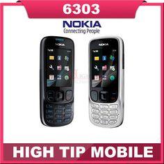 # Discount Nokia Original Unlcoked 6303 classic mobile phone 1 year warranty Refurbished phone Fast Free Shipping  [vlCupRH8] Black Friday Nokia Original Unlcoked 6303 classic mobile phone 1 year warranty Refurbished phone Fast Free Shipping  [A9GIPBo] Cyber Monday [qX9Zeh]