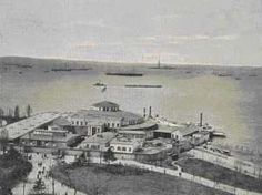 Before the Statue of Liberty and Ellis Island there was Castle Garden. Most people believe that if their ancestors arrived through the port of New York that they arrived through Ellis Island. However, if your ancestors immigrated before January 1, 1892 and arrived through the port of New York, they would have had to go through Castle Garden.