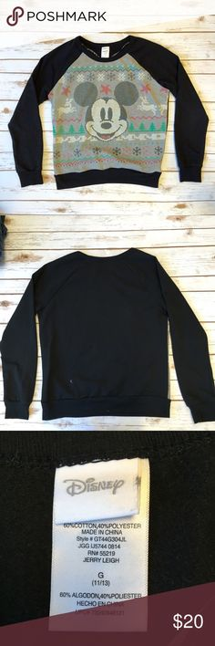 Spotted while shopping on Poshmark: Mickey Ugly Sweater! #poshmark #fashion #shopping #style #Disney #Other