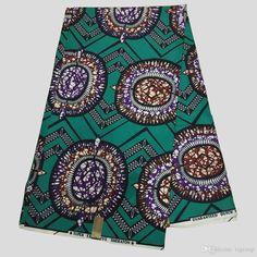 LSFM-121 New African Wax Print Fabric,Ankara Cotton Fabrics Batik Hollandais Wax…