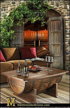 Tuscan Decorating Ideas | bedrooms - Maries Manor: Tuscany Vineyard Style decorating - Tuscan ...
