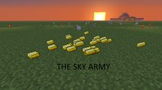 skydoesminecraft!!! follow the budder igots