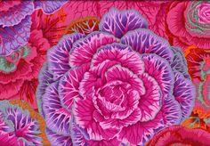 Brassica+�+Large+Pink+&+Lavendar+Flowers