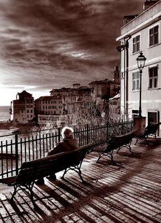 #Bogliasco, Genova, N Italy