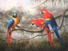 Kinderliedje met beeld: Papegaaitje leef je nog?