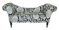 Desire/Acquire: Pretty Patterns at Differing Price Points.  Thomas paul fabric blossom smoke