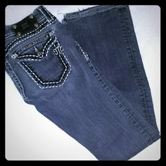 Authentic Miss Me Jeans No holes or stains Miss Me Jeans Boot Cut