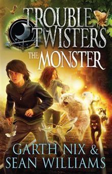 By Nix, Garth By Williams, Sean: Series - Troubletwisters Bk.2