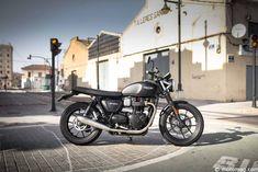 Triumph Street Twin : la Bonneville 2.0 - Moto Magazine - leader de l'actualité de la moto et du motard