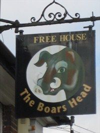 The Boars Head - Piccotts End - Herts