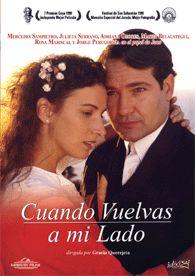 Cuando vuelvas a mi lado (1999) España. Dir: Gracia Querejeta. Drama. Familia – DVD CINE 2349