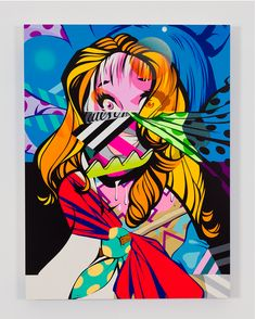 Graffiti Art - Pose