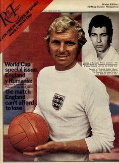 Radio Times World Cup 1970 - #West Ham United #Quiz  #West Ham
