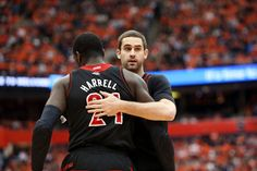 Louisville Starts March With Huge Road Win Over Syracuse - Luke and Montrezl