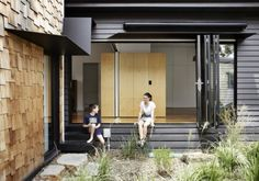 Andrew Maynard's Tower House Is Made Up Of Seven Small Blocks DESIGNED BY And...