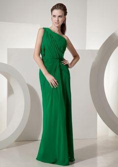 Vestido verde!