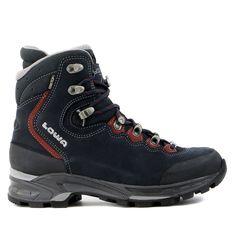 The ultimate waterproof/breathable comfort trekking boot for women