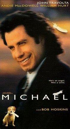 Michael. 1996.  John Travolta as an angel on earth.  Loved it.
