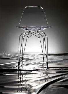 #Design #meubels online: #Eames #inspired #stoel van Kubikoff