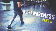 Everyone who watches this has one weakness they are aware of. Something they aren't good at. Something they haven't addressed. Everyone. That is the beginning of the process of self-awareness.  This video speaks to all of that, and more. I hope you enjoy it. Let me know in the comments what you think, and would love to hear your story about self-awareness.