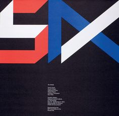 mit communication visual area : six - jacqueline casey 1970