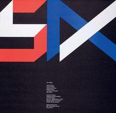 JC poster by Eye magazine, via Flickr
