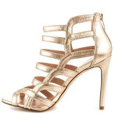 Brien - Lt Gold Lea Enzo Angiolini $119.99