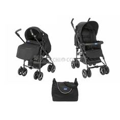 Chicco Duo Nunu 2013 discounted to 299 € instead of 499 €!  Composed stroller with super padded lining, hood sunshade for stroller, pram hood for textile segment, Sacco Warm with fleece footmuff convertible, fabric basket, rain cover, soft bag and storage bag with matching changing mat.  The stroller turns into a romantic carriage with a few simple steps.  http://www.lachiocciolababy.it/bambino/duo_chicco_nunu_2013-3354.htm