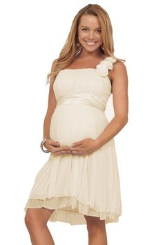 maternity dress baby shower dress photo by