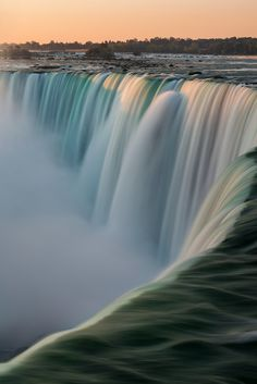 Photo about Horseshoe Falls as viewed from Table Rock in Queen Victoria Park in Niagara Falls, Ontario, Canada. Canada, Places To Travel, Places To See, Travel Destinations, Beautiful World, Beautiful Places, Amazing Places, Les Cascades, Beautiful Waterfalls