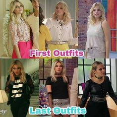 uuu q cqmbio Ambre Smith, New Disney Channel Shows, Spanish Tv Shows, Disney Films, Rock And Roll, Queen, Angela, Outfits, Mango