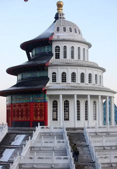 This weirdo hybrid building in Shijiazhuang, Hebei province, was absolutely NOT PHOTOSHOPPED.