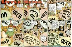 Winsor McCay: innovator with typography !