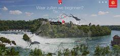 Rheinfall – Europa's grootste waterval