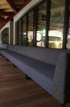 Lounge bank Zitbank