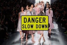 IS IT THE FASHION SHOW NEW ERA?