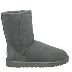 Ugg Grey Heren Classic Short Minis Laarzen 5800