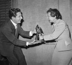 Edith Piaf con Gilbert Bécaud